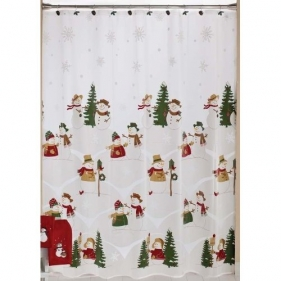 Holiday Shower Curtains Archives | BedBathHome.