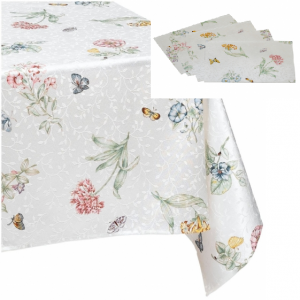 tablecloth butterfly