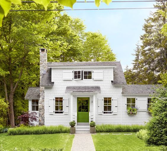 Small New England Cottage Tour