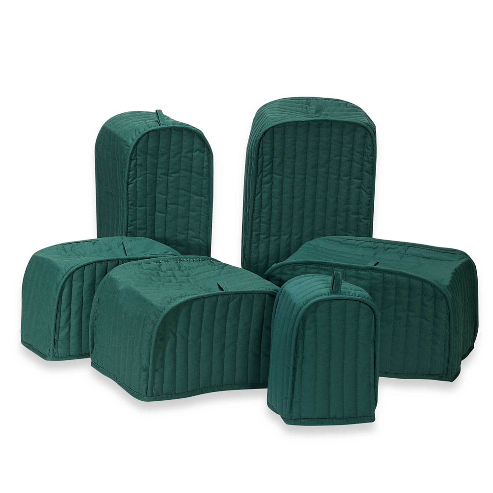 Ritz Quilted Hunter Green Appliance Cover