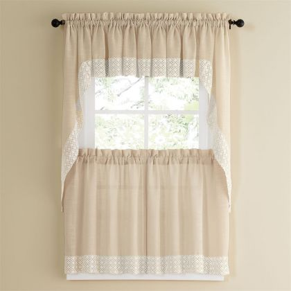 kitchen curtains | tier curtains | altmeyer's bedbathhome