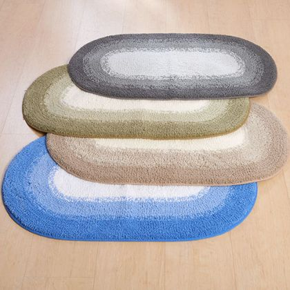 Regence Home Fast Track Oval Bath Rug. Clearance Outlet   Deals   Markdowns   Closeout Pricing