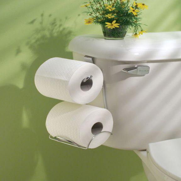 Interdesign Classico Over The Tank Toilet Paper Holder Altmeyers