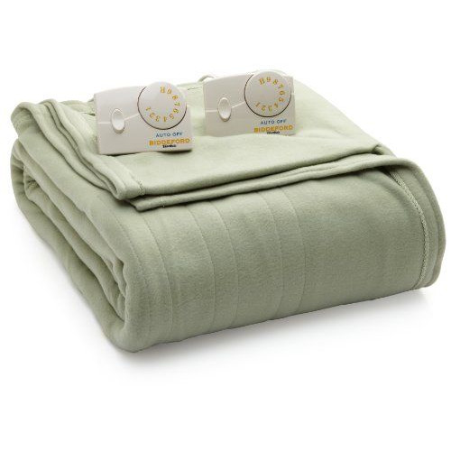 Electric Blanket In Sage Green Altmeyer S Bedbathhome
