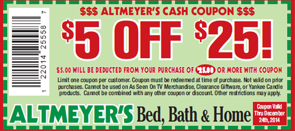 Monthly Coupon