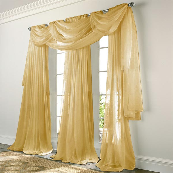 Curtains With Sheers Decorate The House Beautiful