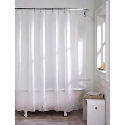 maytex super softy frost shower curtain liner