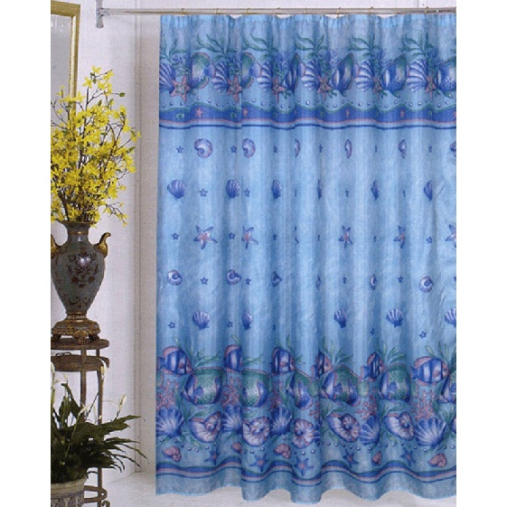 Tropical fish shower curtains personalized shower curtains in