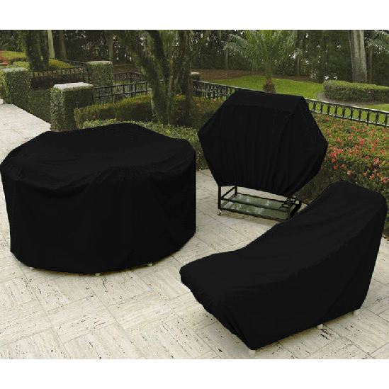 outdoor furniture black vinyl covers black furniture covers