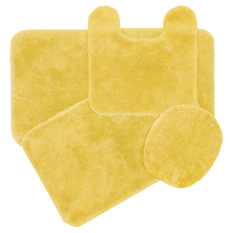Popular  Description Page  Hope Bath Rug IvoryYellow 20X34quot  Mudhut