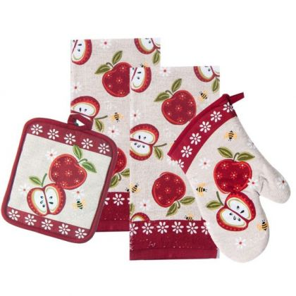 Amazing Kay Dee Designs Apple A Day Kitchen Ensemble