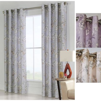 caldwell thermalogic insulated grommet top curtain panel - Thermal Curtains