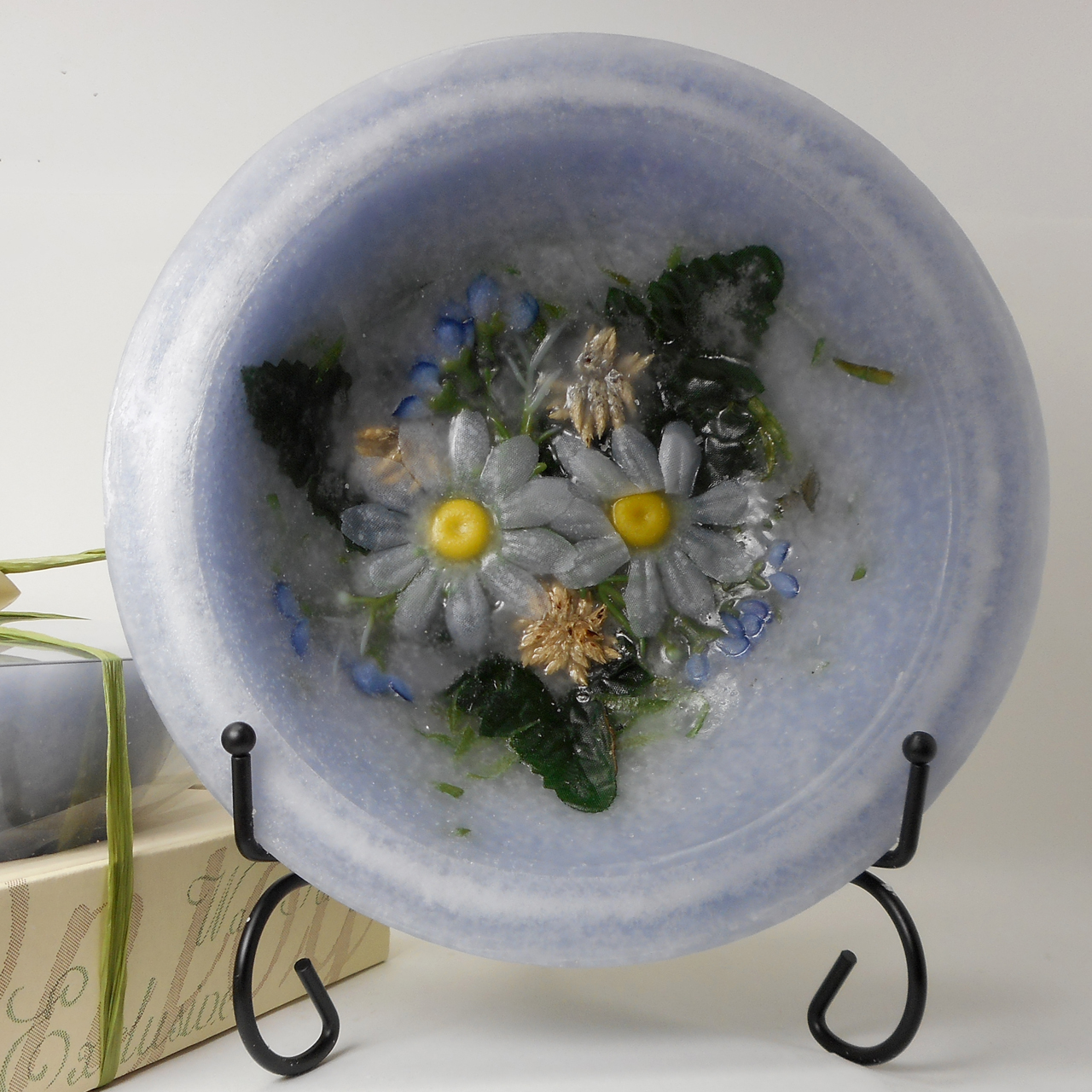 Habersham Wax Pottery Bowl Lavender And Chamomile