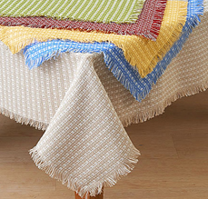 Fabric Table Linens