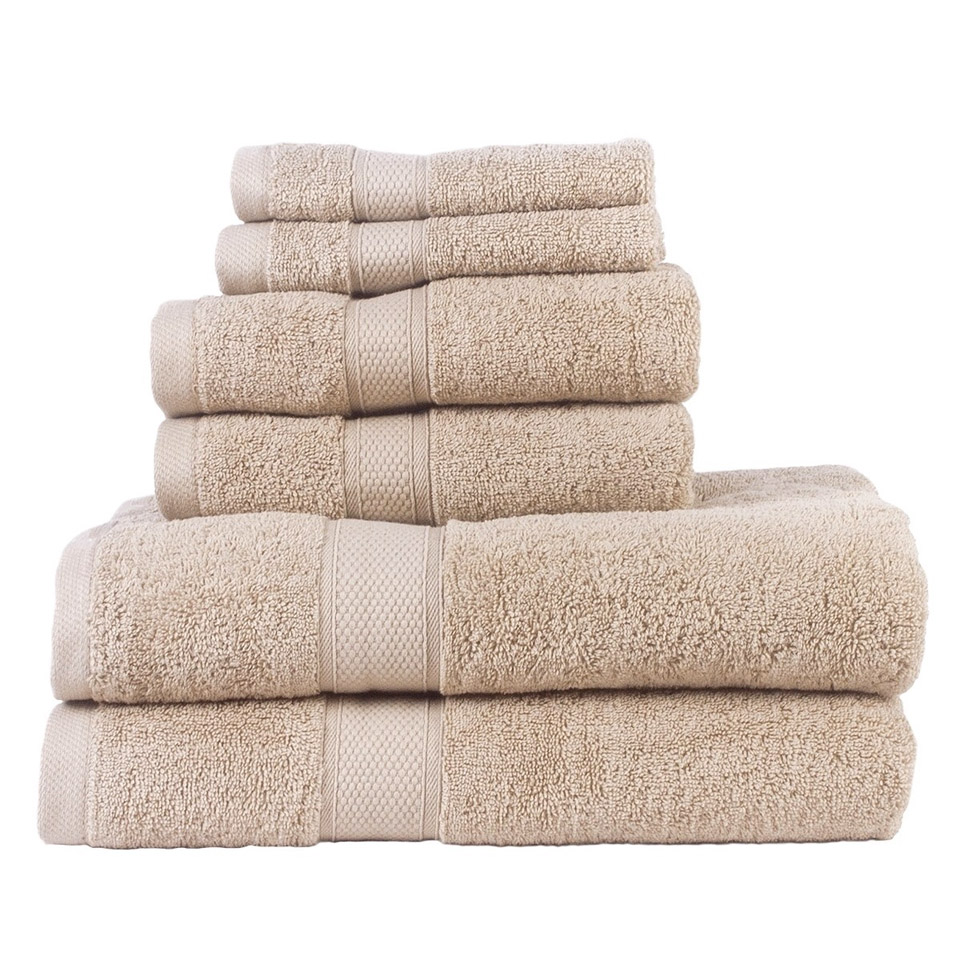 Imperial Premium Cotton Taupe Bath Towels Altmeyer S