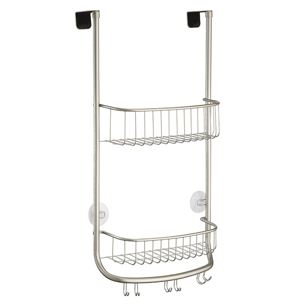 InterDesign Forma Bathroom Over Door Shower Caddy | Altmeyer\'s ...