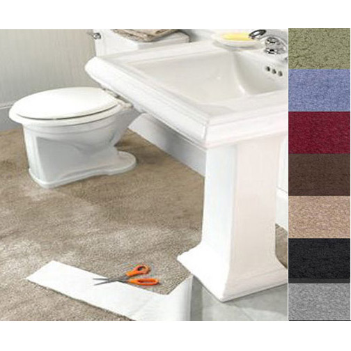 Madison Wall To Cut Fit 5x6 Ft Bath Carpet