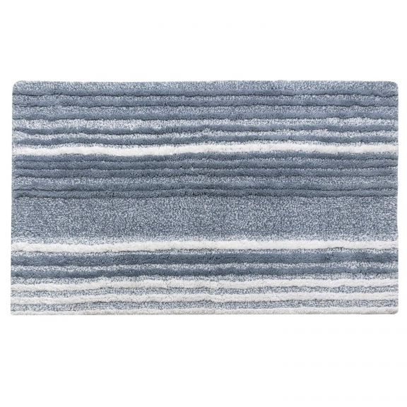 Croscill Nomad Blue Bath Rug Altmeyer