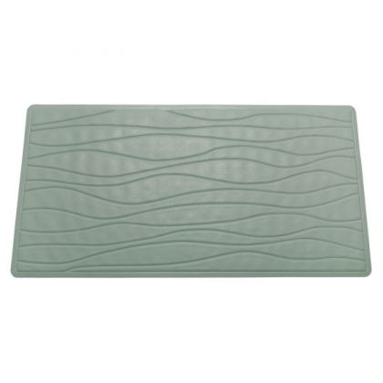 in mats compressed extra tub bath depot shower gray accessories long the n home b solutions mat slipx