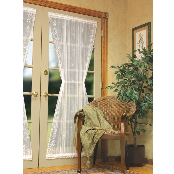 french door panels curtains medium size of panel best