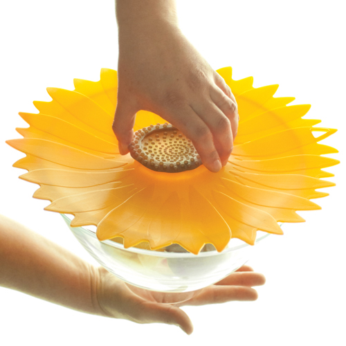 Sunflower Silicone Lid By Charles Viancin