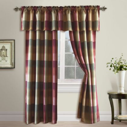 Elegance Insulated Thermal Grommet Curtain Patio Panel Altmeyer S Bedbathhome