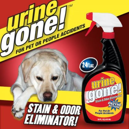 Urine Gone Stain And Odor Eliminator As Seen On TV