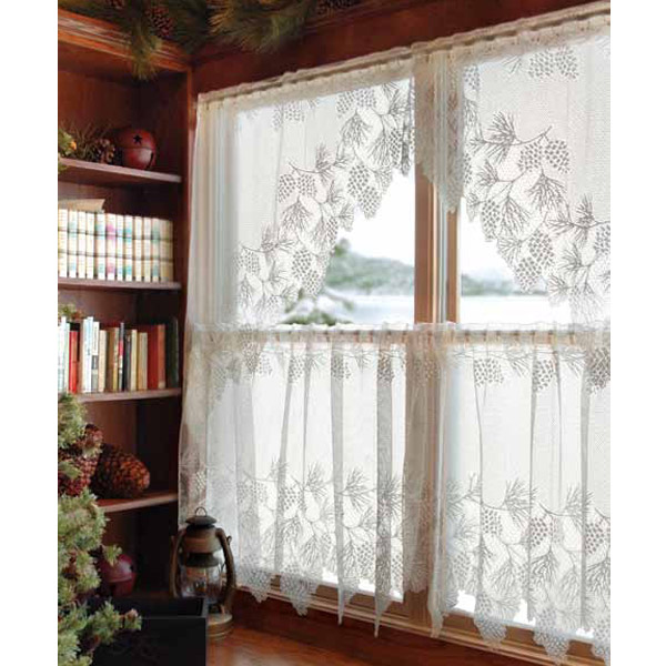 Heritage Lace Woodland Lodge Curtains Bedbathhome Com