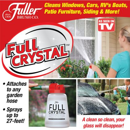 239a501d0e79 As Seen on TV Fuller Brush Full Crystal Window and All Purpose Cleaner
